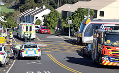 Auckland-Fatal rail crossing incident, Lebanon Lane, Henderson