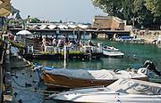 Hafen, Peschiera del Garda, Venetien, Italien | harbour, Peschiera del Garda, Veneto, Italy