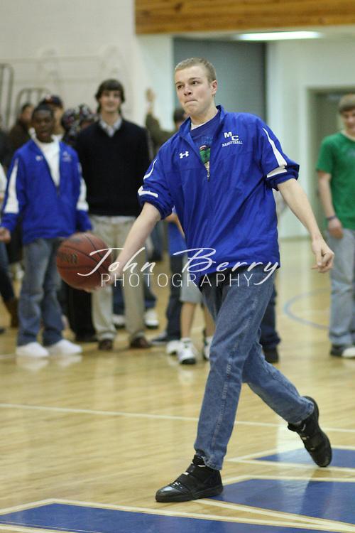 The Varsity Boys Basketball team beat Strasburg tonight 87-55. David Falk led the way with 20 points and Matt Garr added 15. Madison (17-0;4-0)  Date:  January/26/10, MCHS Varsity Boys Basketball vs Strasburg Rams,