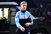Leeds United midfielder Eunan O'Kane (14) during the EFL Sky Bet Championship match between Queens Park Rangers and Leeds United at the Loftus Road Stadium, London, England on 9 December 2017. Photo by Dennis Goodwin.