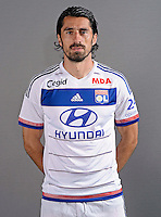 Milan BISEVAC - 26.08.2015 - Photo officielle Lyon - Ligue 1<br /> Photo : Stephane Guiochon / OL / Icon Sport