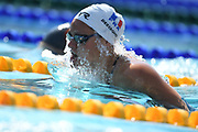 Fanny Deberghes (FRA) competes on Women's 200 m Breastsroke during the French Open 2018, at Aquatic Center Odyssée in Chartres, France on July 7th to 8th, 2018 - Photo Stephane Kempinaire / KMSP / ProSportsImages / DPPI