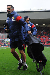Bristol City legend and Kit Manager Scott Murray - Mandatory by-line: Nizaam Jones/JMP - 17/03/2018 - FOOTBALL - Ashton Gate Stadium- Bristol, England - Bristol City v Ipswich Town - Sky Bet Championship