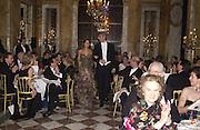 Margherita Missoni and her escort, Lupo Lanzara. Crillon Debutantes Ball 2002. Paris. 7 December 2002. © Copyright Photograph by Dafydd Jones 66 Stockwell Park Rd. London SW9 0DA Tel 020 7733 0108 www.dafjones.com
