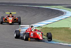 Thomas Preining (A) (Lechner Racing) beim ADAC Formel 4 Rennen am Hockenheimring.  / 300916<br /> <br /> <br /> ***ADAC Formula 4 race on October 1, 2016 in Hockenheim, Germany.***