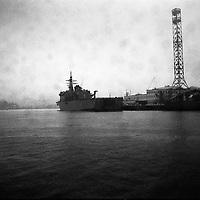 US naval base in Japan