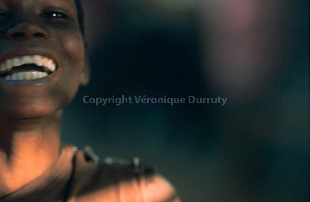 ECLAT DE RIRE D'UN ENFANT DE MADAGASCAR