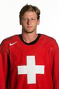 31.07.2013; Wetzikon; Eishockey - Portrait Nationalmannschaft; Simon Bodenmann (Valeriano Di Domenico/freshfocus)