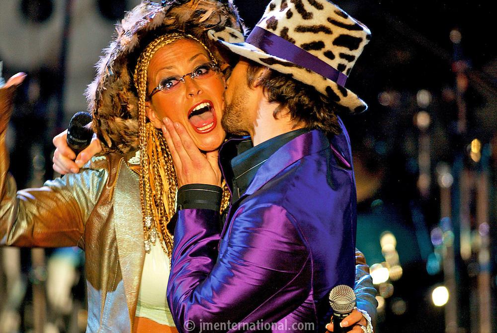 Jay Kay & Anastacia