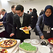 Commonwealth Big Lunch at Malaysian High Commission