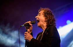©London News Pictures. Glastonbury Festival 2015<br /> <br /> THE ZOMBIES perform on Avalon stage on Sunday during Glastonbury Festival 2015, Worthy Farm, Pilton.<br /> <br /> Date: 28/06/2015<br /> Photographer: Artur Lesniak /LNP