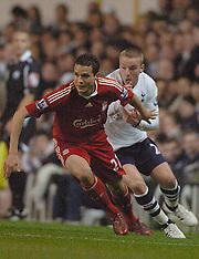Tottenham v Liverpool 12/11/08