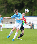 Calvin Colquhoun - Highland League Turriff United v Dundee under 20s - pre-season friendly at The Haughs, Turriff<br /> <br />  - &copy; David Young - www.davidyoungphoto.co.uk - email: davidyoungphoto@gmail.com