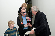 PADDY SUMMERFIELD, Nothing Matters. Damien Hirst exhibition. White Cube. Mason's Yard. London. 24 November 2009