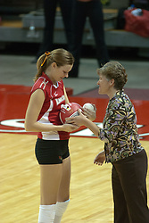 29 October 2005:  In three games, the Illinois State Redbirds ran past the Salukis of Southern Illinois University. The matchup took place at Redbird Arena on the campus of Illinois State University in Normal IL