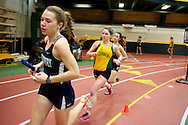 The indoor Track and Field meet between Middlebury vs. Vermont at Gutterson Field House on Friday evening January 17, 2014 in Burlington, Vermont