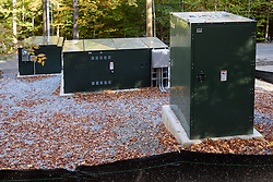 Colebrook South Wind Project. BNE Energy, Owner and The Ryan Company, Contractor. Ground Level Project Site and Equipment View. Electric Power Interface with the Grid. 16 October 2015