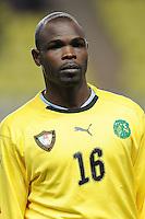 Fussball International, Italienische Nationalmannschaft  Italien - Kamerun 03.03.2010 Hamidou Souleymanou (Kamerun)