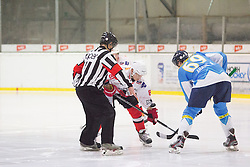Ice-hockey match between HK Triglav Kranj  and HDD SIJ Acroni Jesenice in last game of Semifinal at Slovenian National League, on March 17, 2015 at Ledena dvorana, Kranj. Photo by Ziga Zupan / Sportida