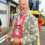 NLD/Zandvoort/20150628 - F1 demo Max Verstappen in de Toro Rosso, rijk de Gooijer Jr.