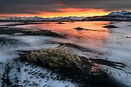 Landschaft und K&uuml;ste bei Djupivogur, Island<br /> <br /> Landscape and coast at Djupivogur, Iceland