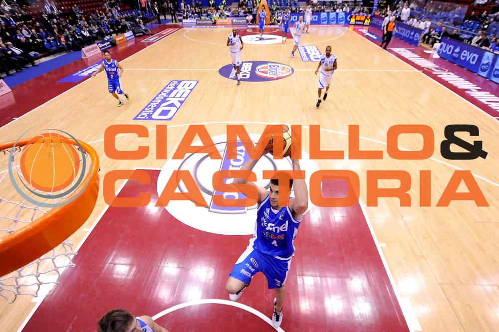 DESCRIZIONE : Milano Coppa Italia Final Eight 2013 Quarti di Finale Banco di Sardegna Sassari Enel Brindisi<br /> GIOCATORE : <br /> CATEGORIA : special<br /> SQUADRA : Banco di Sardegna Sassari Enel Brindisi<br /> EVENTO : Beko Coppa Italia Final Eight 2013<br /> GARA : Banco di Sardegna Sassari Enel Brindisi<br /> DATA : 08/02/2013<br /> SPORT : Pallacanestro<br /> AUTORE : Agenzia Ciamillo-Castoria/C.De Massis<br /> Galleria : Lega Basket Final Eight Coppa Italia 2013<br /> Fotonotizia : Milano Coppa Italia Final Eight 2013 Quarti di Finale Banco di Sardegna Sassari Enel Brindisi<br /> Predefinita :
