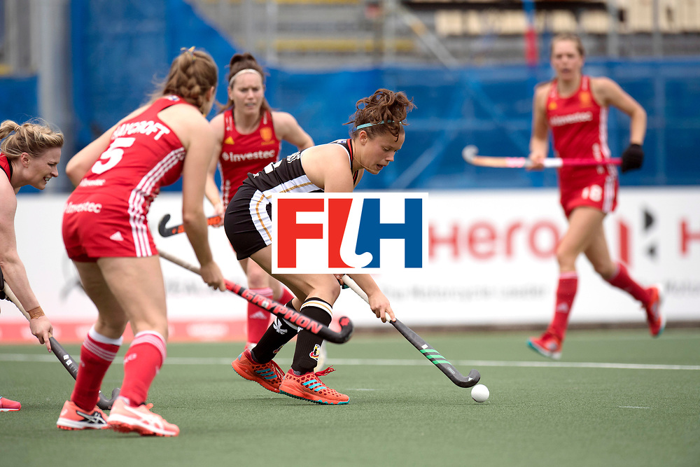 AUCKLAND - Sentinel Hockey World League final women<br /> Match id 10293<br /> 03 England v Germany <br /> Foto:  Charlotte Stapenhorst <br /> WORLDSPORTPICS COPYRIGHT FRANK UIJLENBROEK