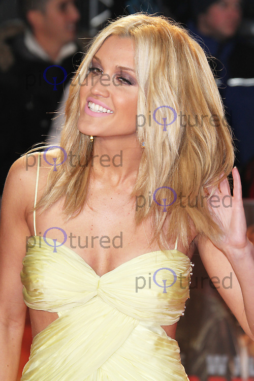 Ashley Roberts, A Good Day To Die Hard - UK Film Premiere, Empire Cinema Leicester Square, London UK, 07 February 2013, (Photo by Richard Goldschmidt)