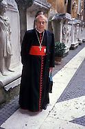 Achille Silvestrini (Brisighella, 25 ottobre 1923) è un cardinale, arcivescovo cattolico e diplomatico italiano, al servizio della Santa Sede, prefetto emerito della Congregazione per le Chiese Orientali..<br /> Achille Silvestrini (born 25 October 1923, Brisighella, Italy) was one of the most prominent Vatican diplomats during the long reign of John Paul II. He was Cardinal Prefect of the Congregation for the Oriental Churches between 1991 and 2000.