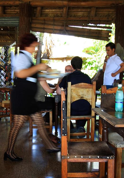 Cafe, Aguada de Pasajeros, Cienfuegos, Cuba.