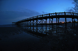 PIer at Walnut Beach, Milford Connecticut