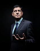 VIVEK KUNDRA / Former chief information officer of the United States for WIRED Japan