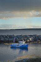 Blue Fishing boat, Blue Rocks Nova Scotia