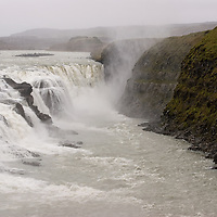 The Gullfoss Waterfall is certainly one of the top 5 sightseeing places in Island.