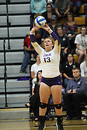 WVB: University of Northwestern-St. Paul vs. University of Wisconsin, Stout (09-14-16)