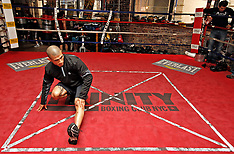 June 9, 2009: Miguel Cotto NY Workout