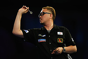 Seigo Asada during the Darts World Championship 2018 at Alexandra Palace, London, United Kingdom on 18 December 2018.