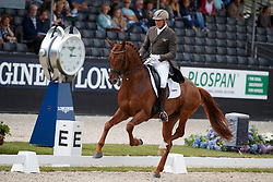 Van Der Meer Patrick, NED, Presidents First Apple<br /> Longines FEI/WBFSH World Breeding Dressage Championships for Young Horses - Ermelo 2017<br /> © Hippo Foto - Dirk Caremans<br /> 03/08/2017