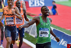 July 20, 2018 - Monaco, France - 800 metres hommes - Nijel Amos  (Credit Image: © Panoramic via ZUMA Press)
