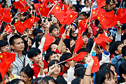 Fans during the Tour of Guangxi 2018, stage 4 cycling race, Nanning - Nongla Scenic Area (152,2 km) on October 19, 2018 in Nongla, China - Photo Luca Bettini / BettiniPhoto / ProSportsImages / DPPI