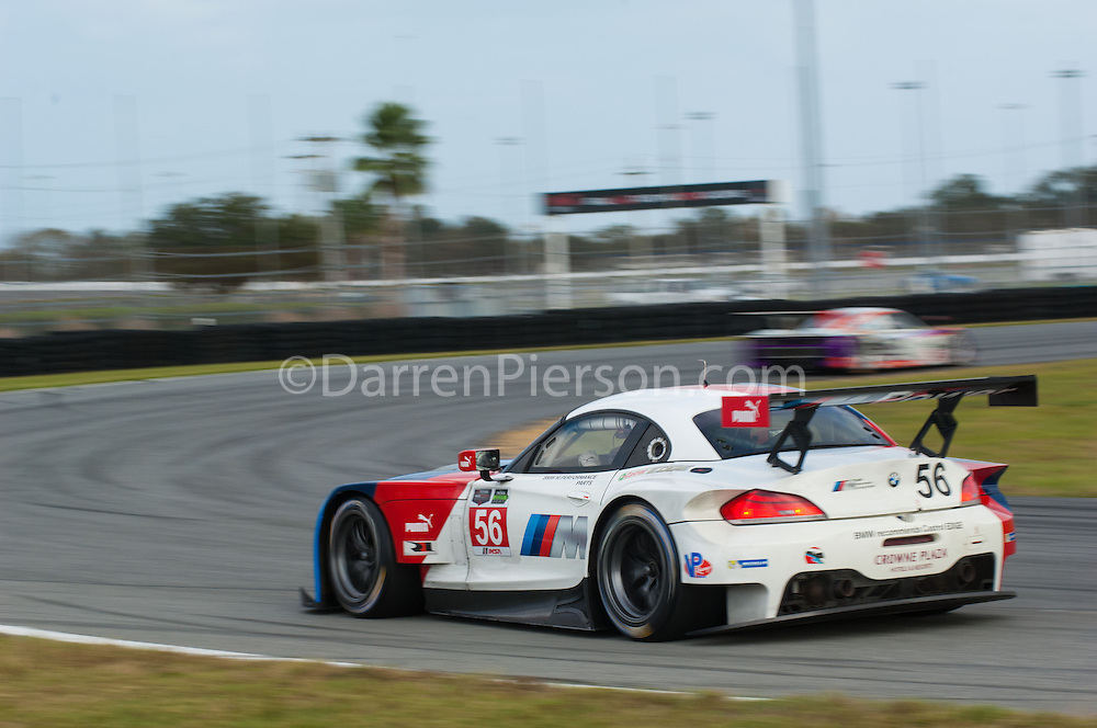 #56 BMW Team RLL BMW Z4 GTE: TBA