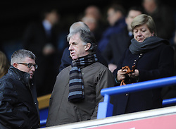 BBC pundit Mark Lawrenson  - Photo mandatory by-line: Joe Meredith/JMP  - Tel: Mobile:07966 386802 05/01/2013 - Blackburn Rovers v Bristol City - SPORT - FOOTBALL - FA Cup -  BLACKBURN - EWOOD PARK -
