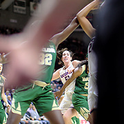 STORRS, CONNECTICUT- NOVEMBER 17: Natalie Butler #51 of the UConn Huskieschallenging for a rebound<br /> during the UConn Huskies Vs Baylor Bears NCAA Women's Basketball game at Gampel Pavilion, on November 17th, 2016 in Storrs, Connecticut. (Photo by Tim Clayton/Corbis via Getty Images)
