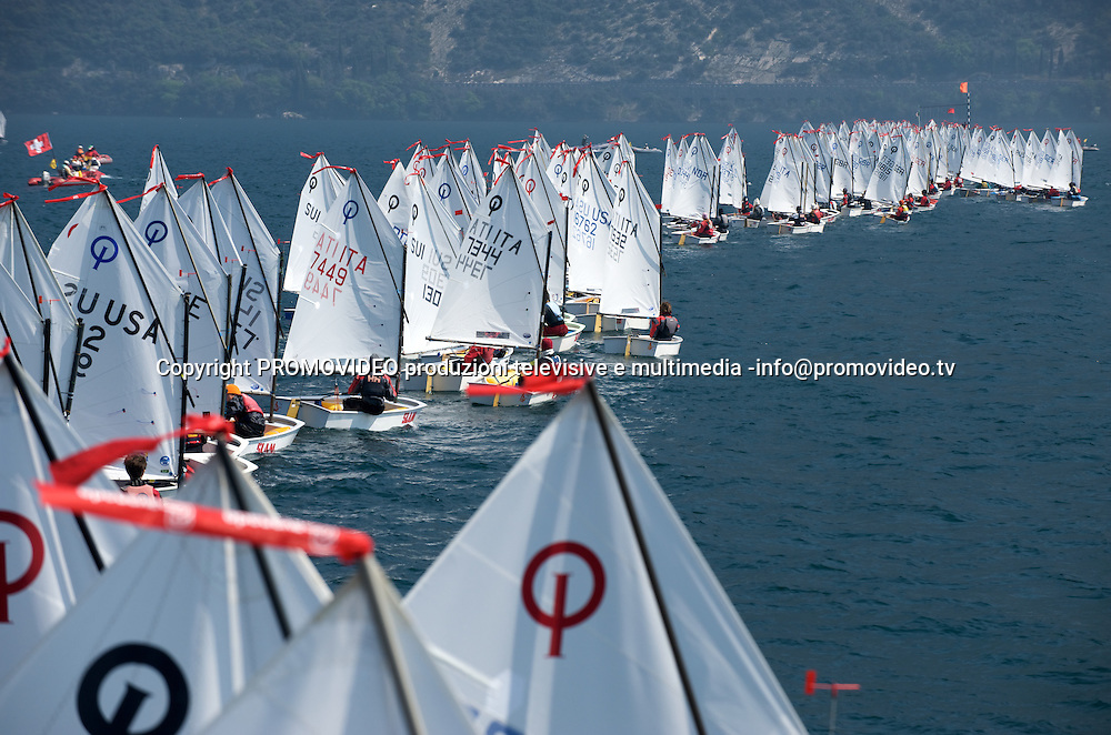 Lake Garda Meeting Optimist 2009