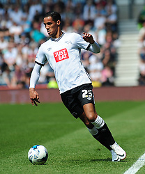 TOM INCE DERBY COUNTY,  Derby County v Ipswich Town Championship, IPro Stadium, Saturday 7th May 2016. Photo:Mick Stacey