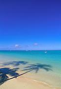Lanikai Beach, Windward Oahu, Hawaii, USA<br />