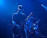 Helmet performs at Gramercy Theater in New York on October 23, 2010