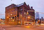 Cooper Union Foundation Building designed by Frederick A. Peterson, , Manhattan, New York City, New York, USA