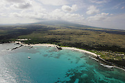 Beach, Kailua-Kona, Island of Hawaii<br />