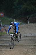 Mountain Bike e Trials World Championships , qualifiche four Cross, Pozzoni Giovanni, Commezzadura 8 settembre 2016 © foto Daniele Mosna